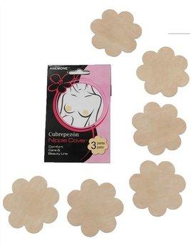 Anemone Breast Petals - 3 pairs