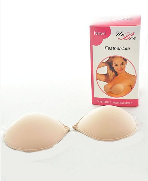 Cloth Cup Silicon Sticky Bra