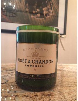 Under the Influence Candles Moet and Chandon - Creamy Vanilla - Candles Under The Influence