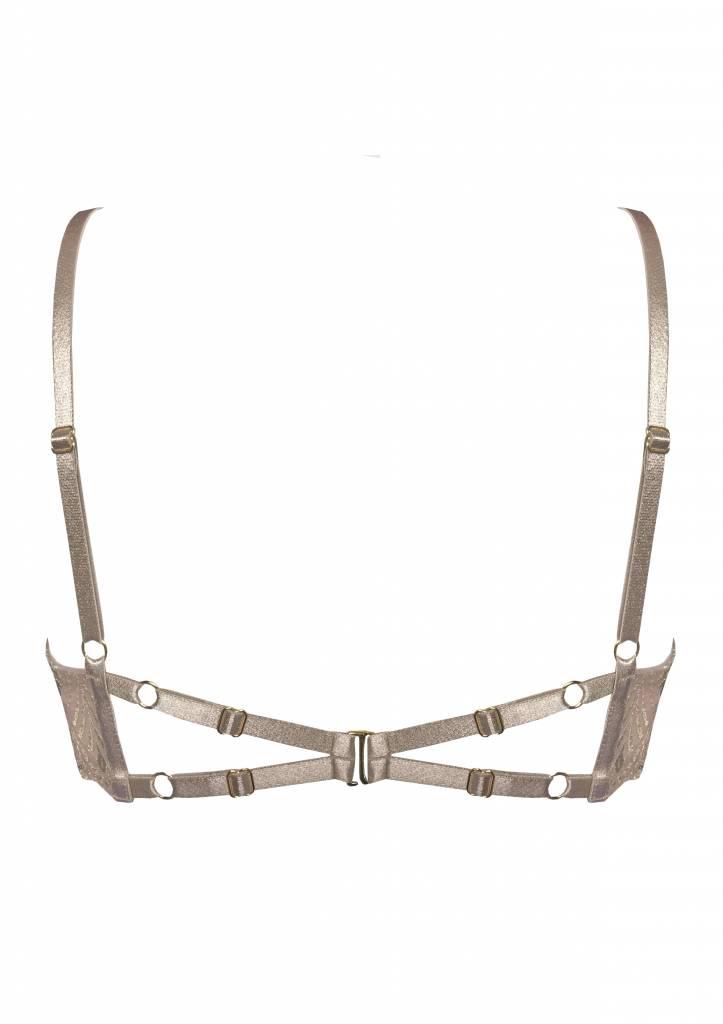 Bordelle Kizette Balconette Wire Bra
