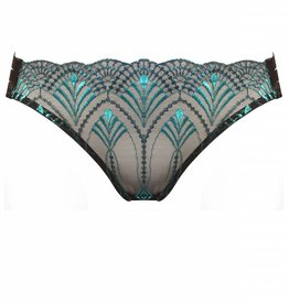 Bordelle Kizette Brazilian Cut Brief - Bordelle