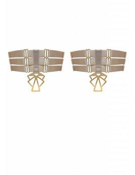 Bordelle Art Deco Adjustable Garters