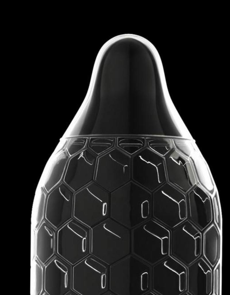 Lelo Hex Condoms - 3-pack  - Lelo