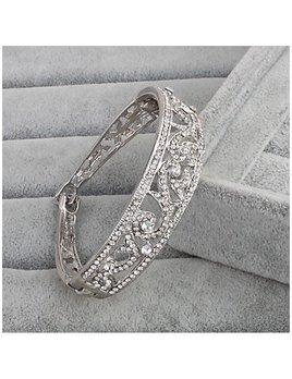 Vintage inspired Crystal Bracelet - LitB