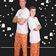 Three Piece PJ SET - pavilion Tee, Pants, Socks