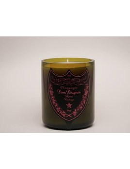 "Under the Influence Candles Dom Perignon Rose Champagne ""Lavender"" Scent - Candles Under the Influence"