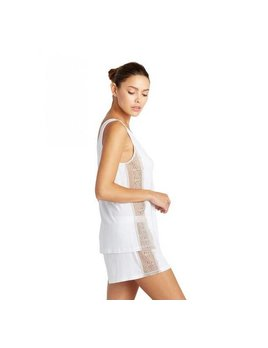 Cosabella Bacall Boxer and Cami Set - TWO PIECE SET Cosabella