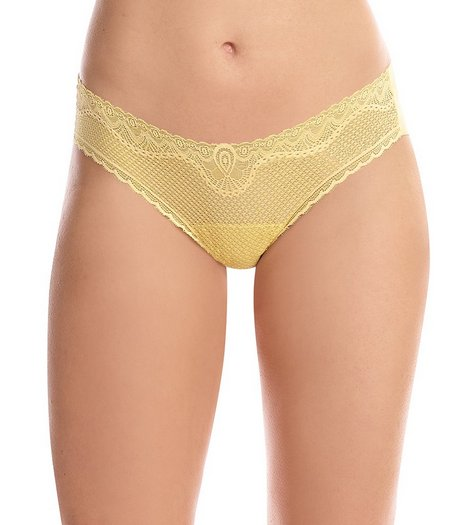 Commando Perfect Stretch Lace Bikini - Commando O/S