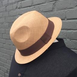 Ecuador Snap Brim Hat