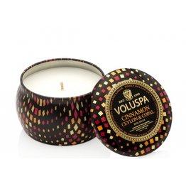 Voluspa Petite Decorative Candle- Multi