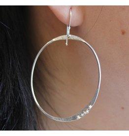 Kiersten Crowley Eclipse Earrings- Multi