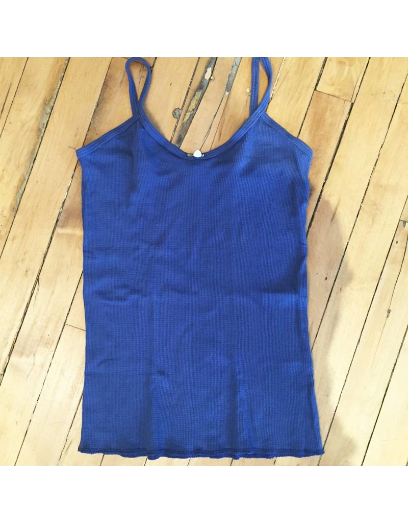 Cameo Thermal Ballet Cami - Blue