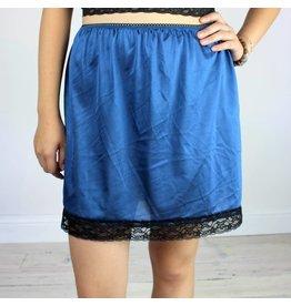 Sarah Bibb Mary Beth Half-Slip  - Limited Edition Sapphire
