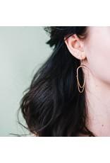 Favor Niche Earrings - 14k Gold Fill
