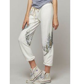 All Things Fabulous Cozy Sweatpants - Snow Slope