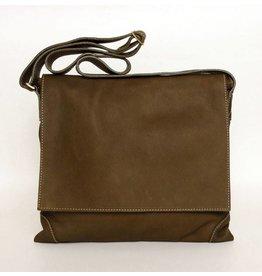 Fredd & Basha Cambridge Messenger Bag - Multiple Colors