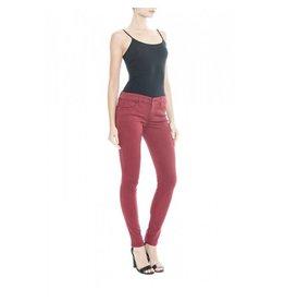 Level 99 Liza Mid-Rise Skinny Jean - Roselle