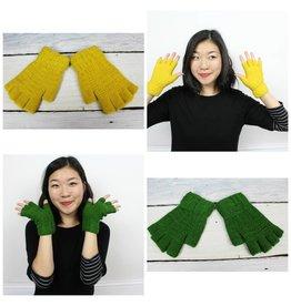 Fingerless Gloves - Multiple Colors