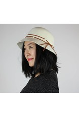 Wool Cloche - Cream
