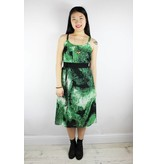 Sarah Bibb Robin Dress - Green Comp