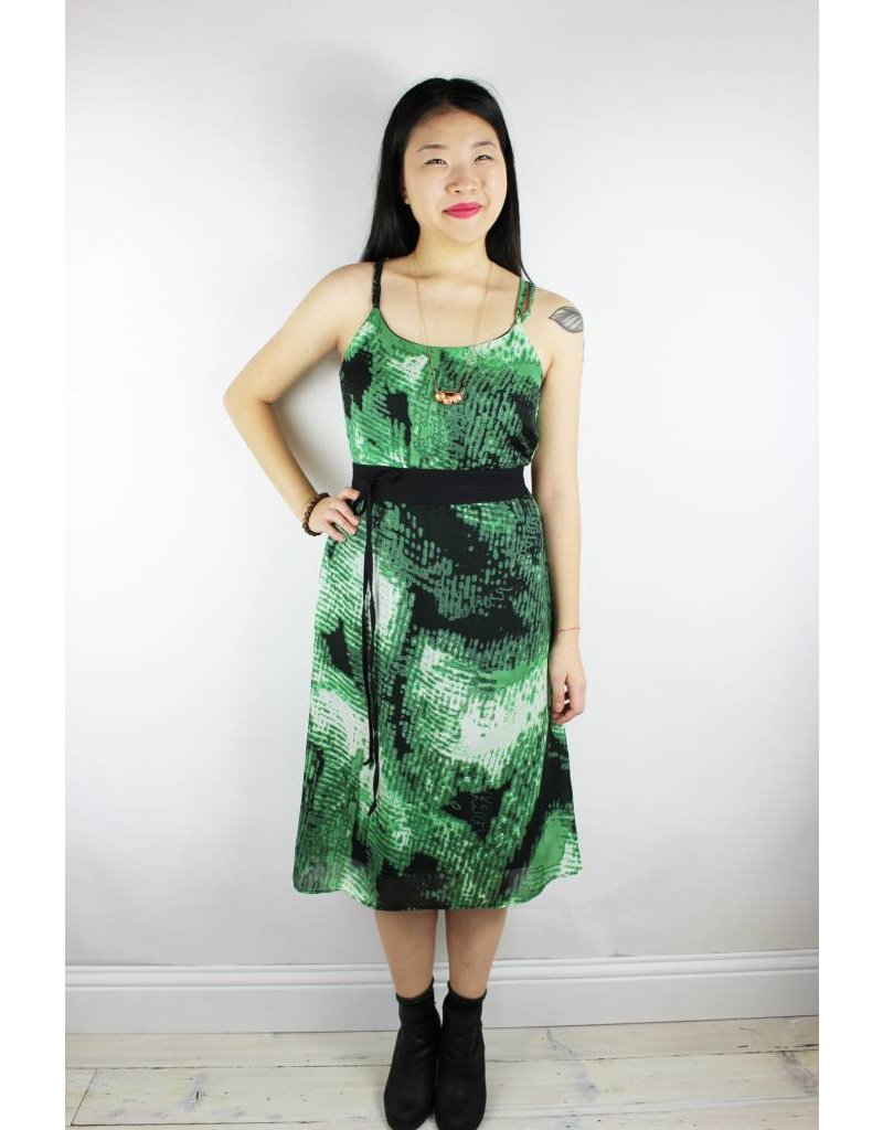 Sarah Bibb Robin Dress - Green Comp
