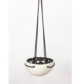 Medium Hanging Bowl - Metallic