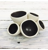 Ceramic Pods - Black