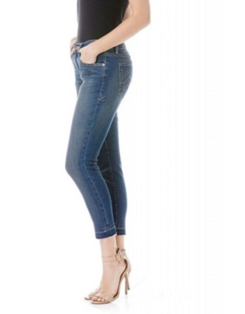 Level 99 Aubrey Slouchy Skinny - Drifter