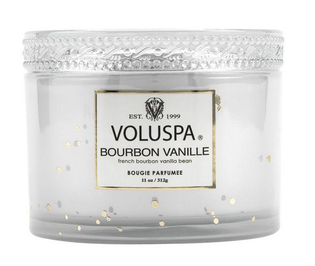 Voluspa Corta Maison Candle - Bourbon Vanille