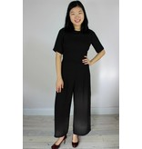 Traffic People Brianna Jumpsuit - Black