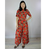 Traffic People Brianna Jumpsuit - Flower Power