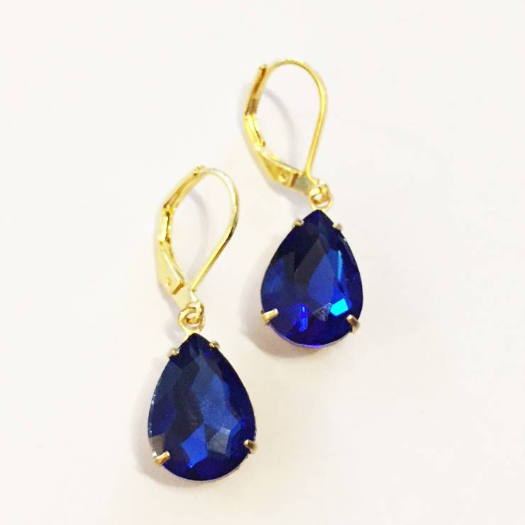 fill cobalt cobaltsolarisear gold side g solaris portrait products earrings
