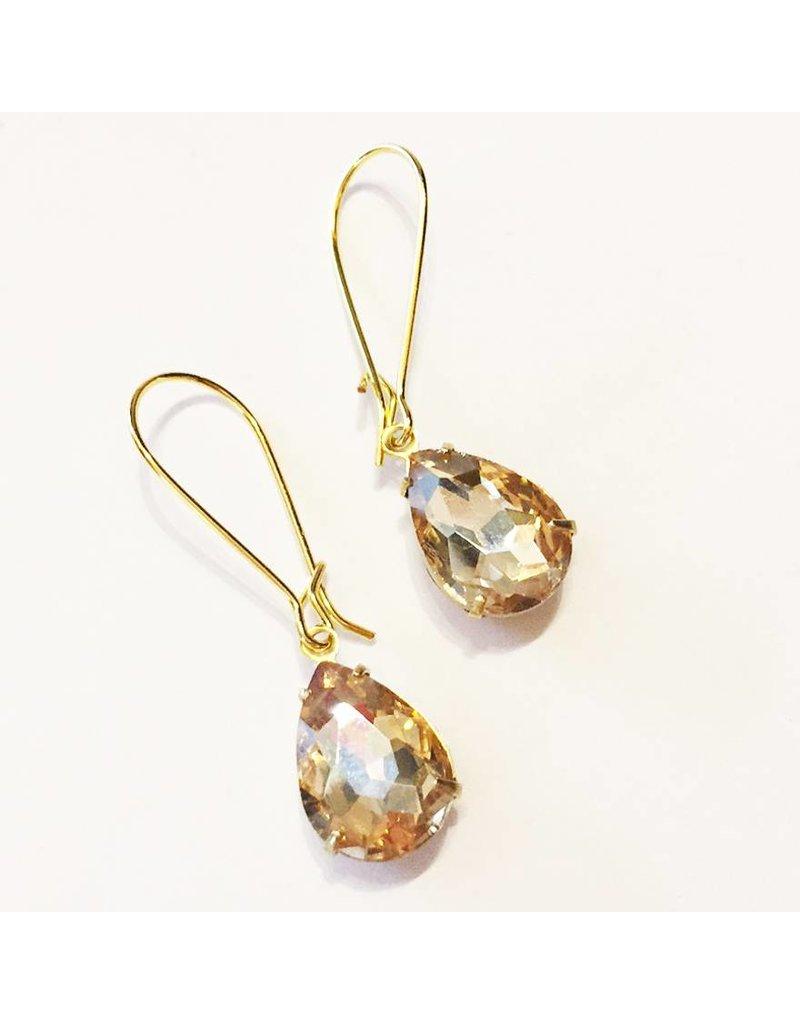 Sparkle Dangle Earrings