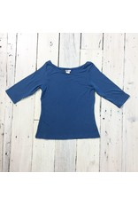 Sarah Bibb Caroline Tee - French Blue