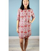 Averie Shirt Dress - Phoenix