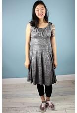 Alyson Clair CON Unicorn Dress - Silver Lace