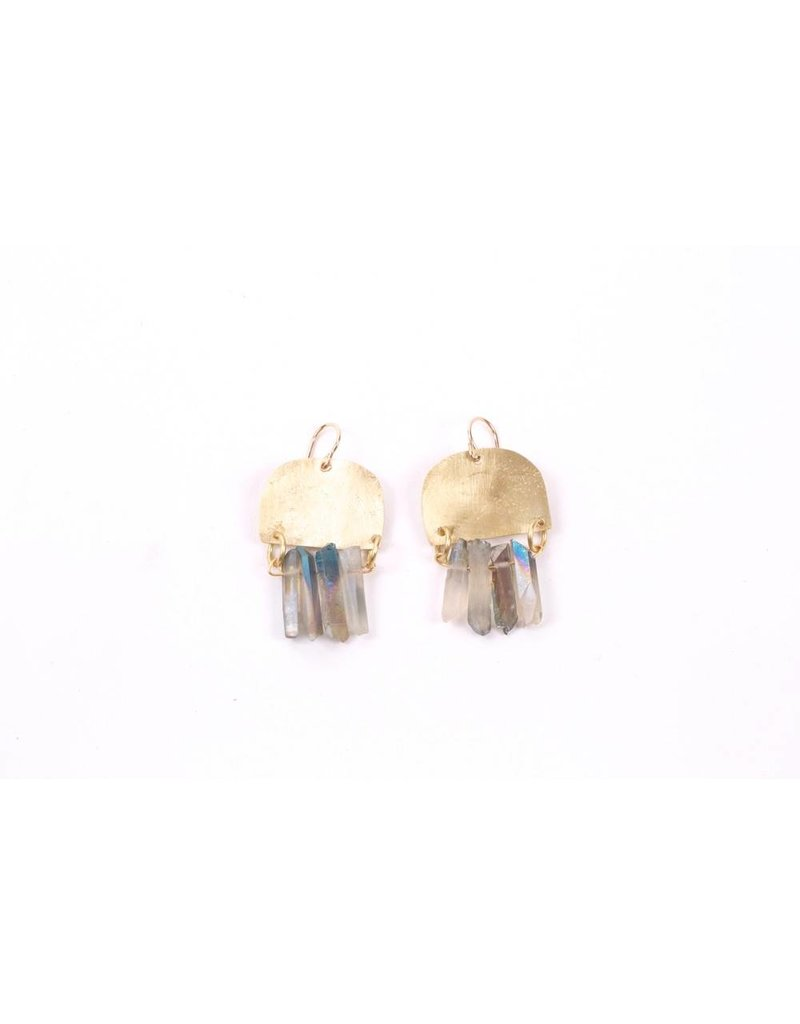 West Native Shada Earrings - Blue