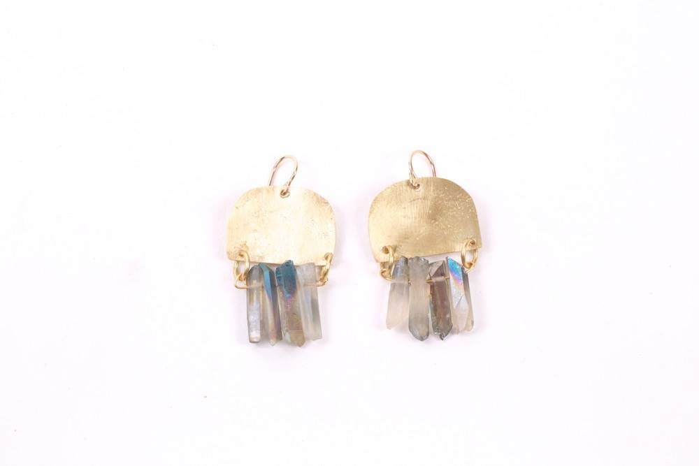 West Native Shada Earrings - Blue