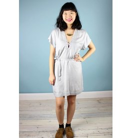 Cameo Sail Dress - Mini Stripe