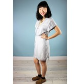 Cameo Sail Dress - Mini Stripe