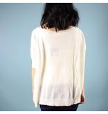 Halle Oversized - White