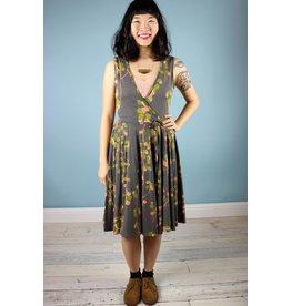 Bel Kazan Loretta Dress - Ash Billie