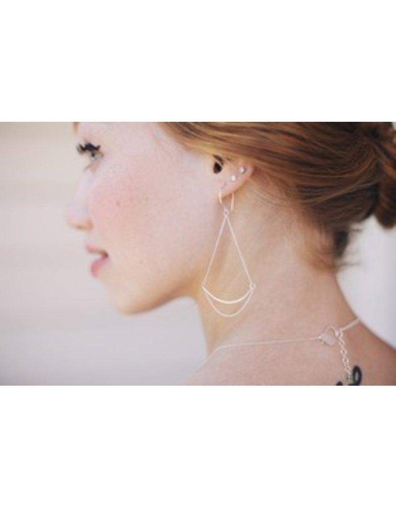 Verge Earrings - Multiple Colors