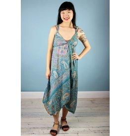 St.U Mini Goddess Sari Dress - Multiple Colors