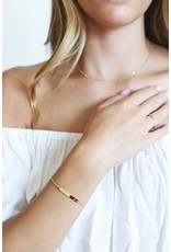 Katie Dean Jewelry Bar with Gem Bracelet