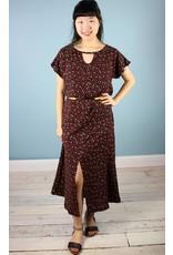 Sarah Bibb Tez Maxi Dress - Red Sweets