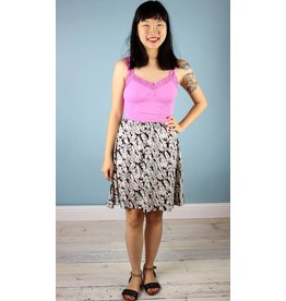 Sarah Bibb Syd Skirt - Tropic Leaf
