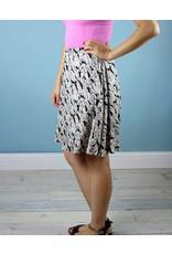 Sarah Bibb Syd Skirt - Tropic Leaf