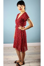 Sarah Bibb Emily Wrap Dress - Birdy