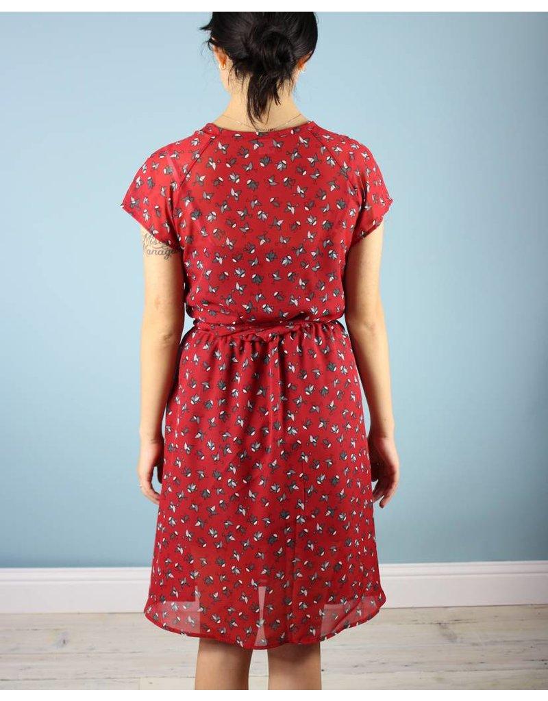 Sarah Bibb Emily Wrap Dress - Birdy
